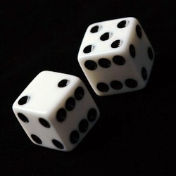 does god play dices